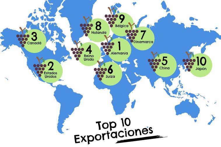 importadores exportaciones